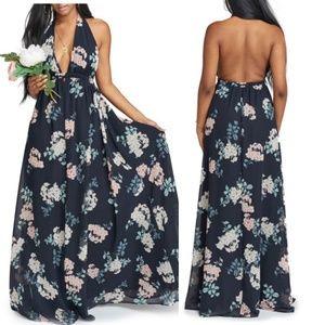 Show me your mumu luna maxi dress